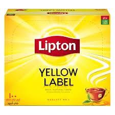 شاي لبتون *100