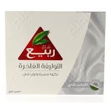 شاي ربيع التوليفة الفاخرة *100